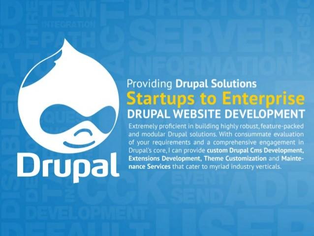 Drupal-Website-Development