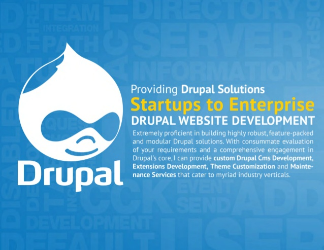 Why Drupal Website Development Has Become Favourite of Developers