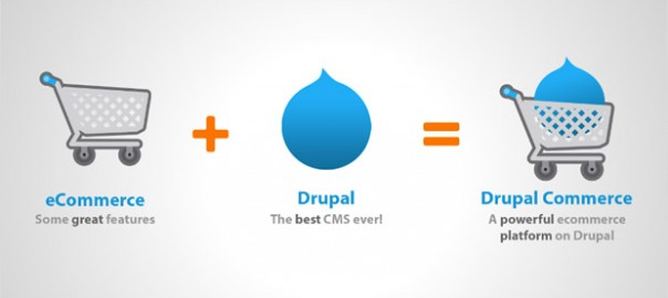 Why Drupal is Right Choice for eCommerce Website