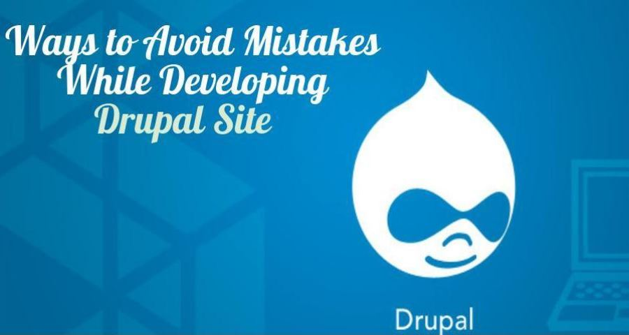 10 Ways to Avoid Mistakes While Developing Drupal Website