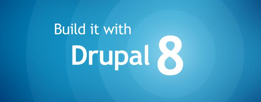 Drupal 8 Development : The Right Choice for Futuristic Websites