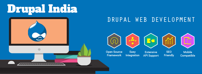 Drupal Web Development India