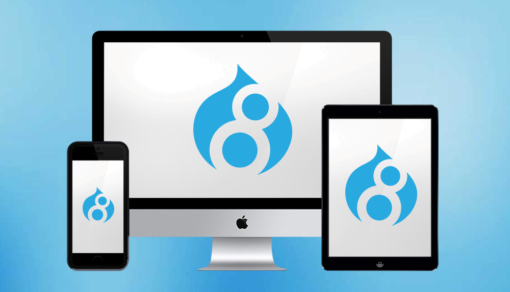 5 Reasons Why To Start Website Development in Drupal 8