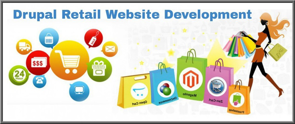 Why Choose Drupal CMS for Retail Website Development Services?