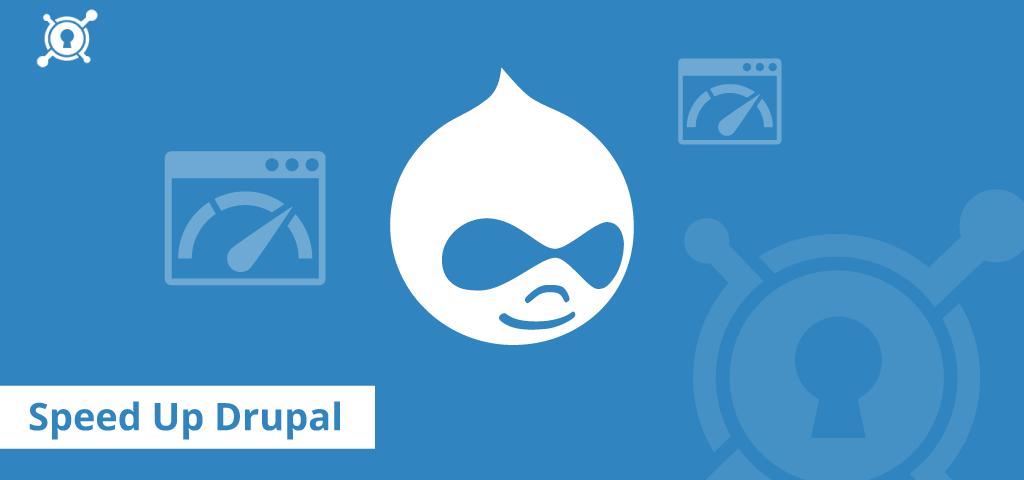 Speed Up Drupal Website