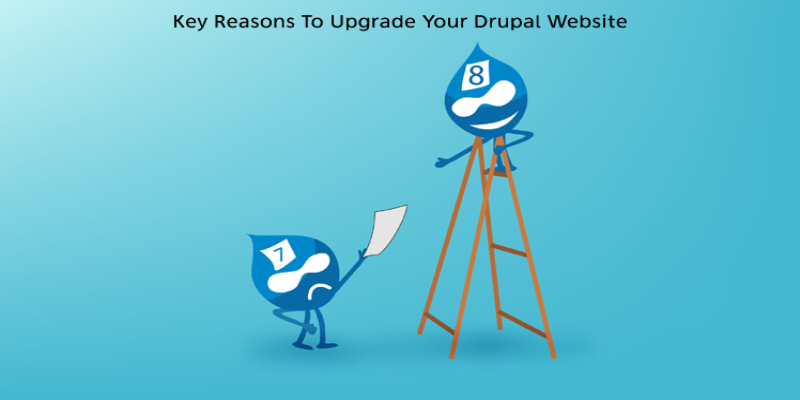 3 Key Reasons To Upgrade Your Drupal 7 Website to Drupal 8