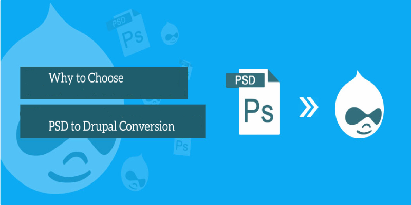 Why Business Enterprises are choosing PSD to Drupal Conversion for their Websites?