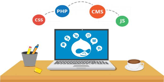 Why Drupal CMS is the Best Framework for Developing Your Website
