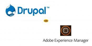 Drupal vs AEM