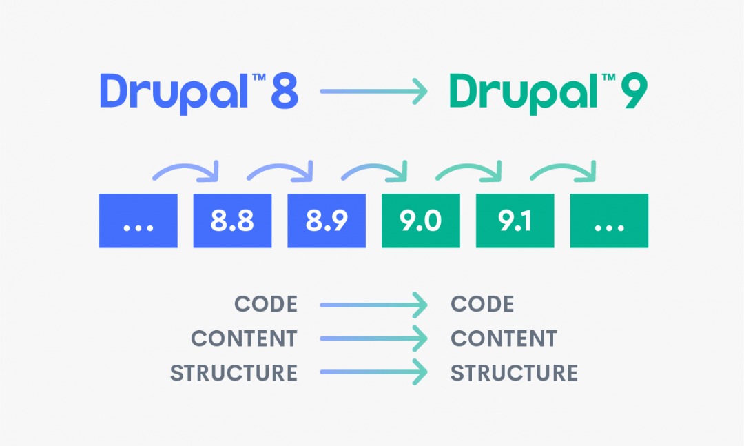 Drupal 9 vs Drupal 8 – Should You Upgrade Your Drupal Site to D8 or D9?