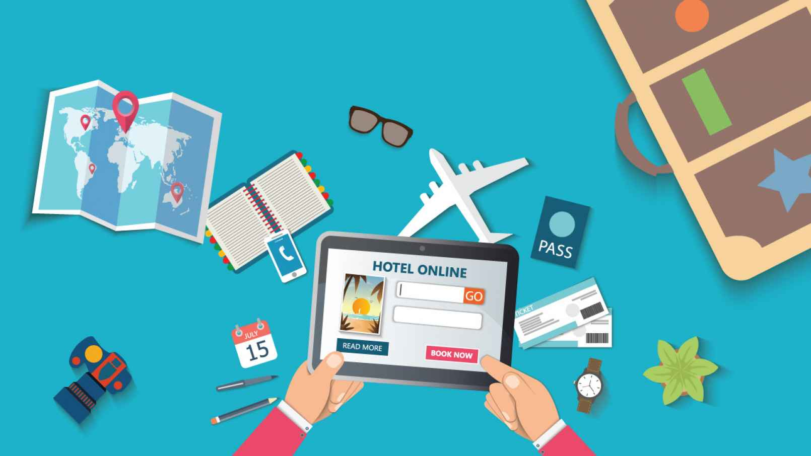 Why Should You Consider Building a Travel Website on Drupal?