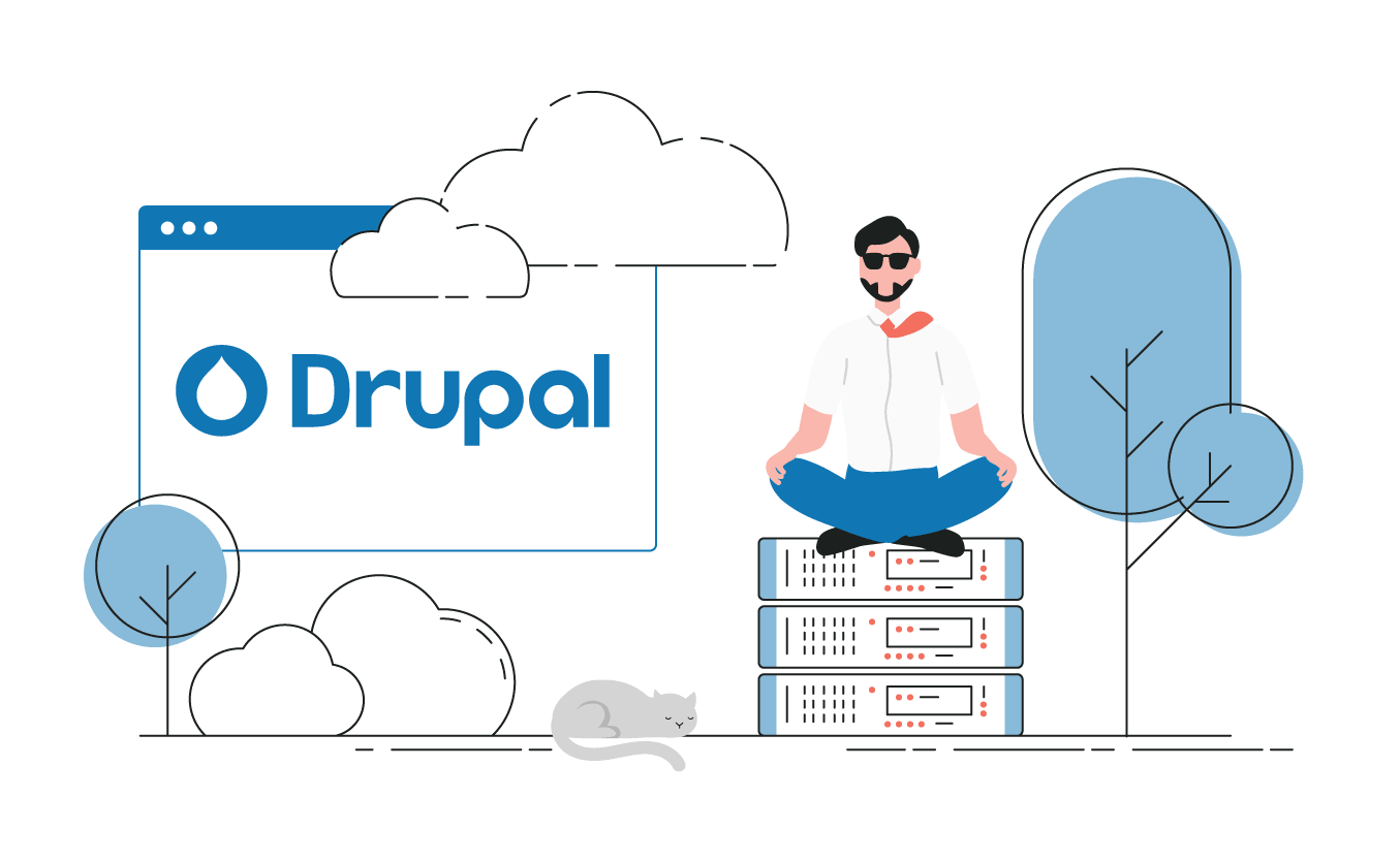 How to Choose Perfect Hosting Service for Drupal CMS Website?
