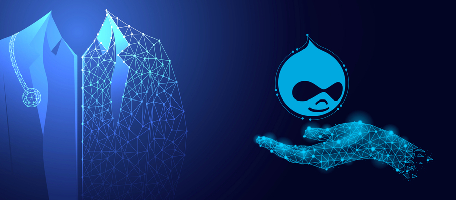 Why Drupal is the Best Choice for the Healthcare Business?