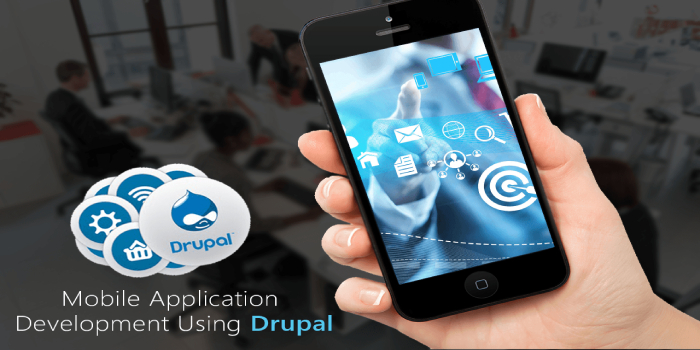 Why Choose Drupal CMS as Your Business Mobile App Development Platform?