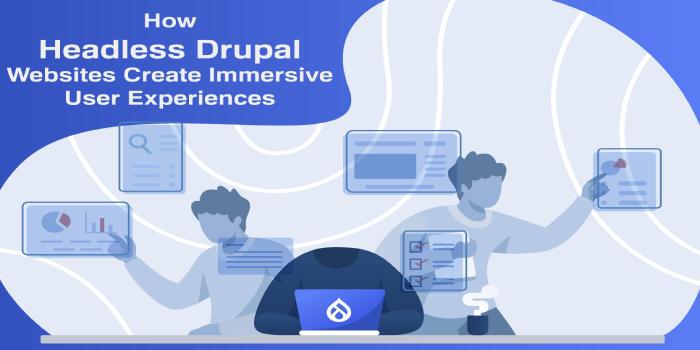 Headless Drupal Websites