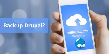 Backup Drupal