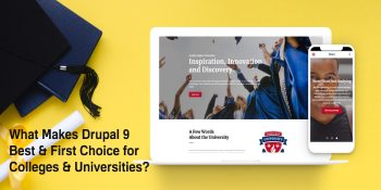 Drupal 9 Best & First Choice for Colleges & Universities